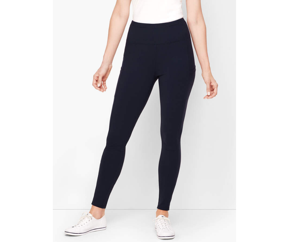 Talbots Tech Stretch Leggings