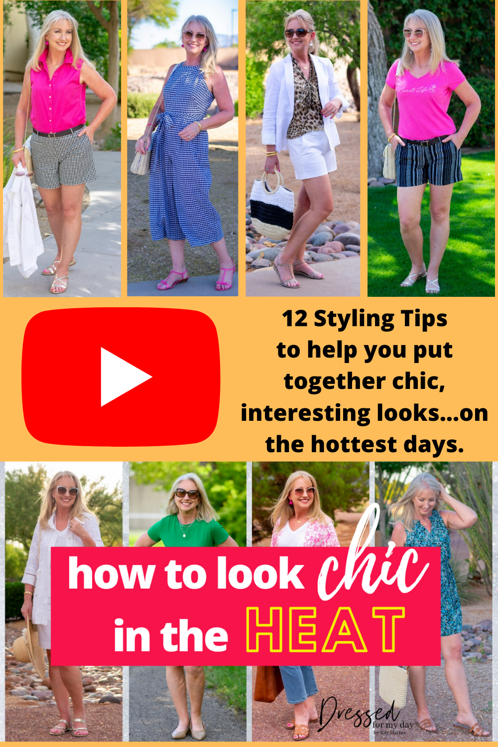 Look Chic in the Heat