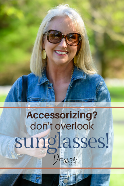 Accessorizing_ Don't Overlook Sunglasses