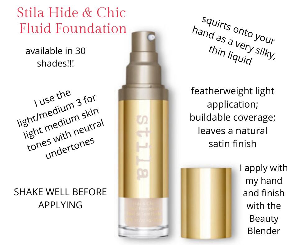 Stila Hide & Chic Fluid Foundation