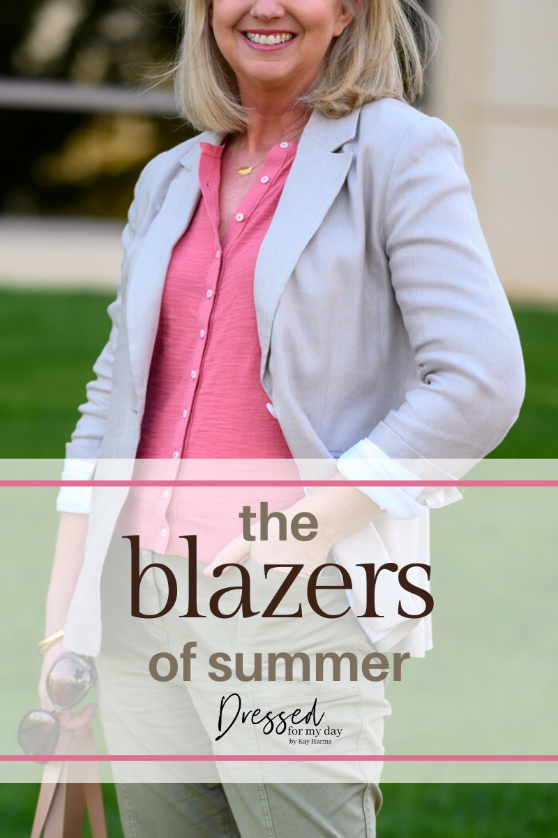 the Blazers of summer