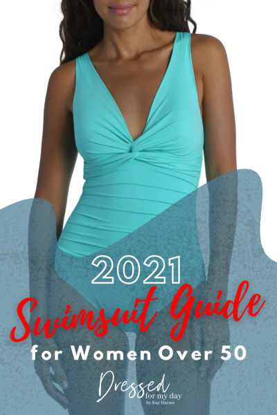 2021 Swimsuit Guide for Women Over 50