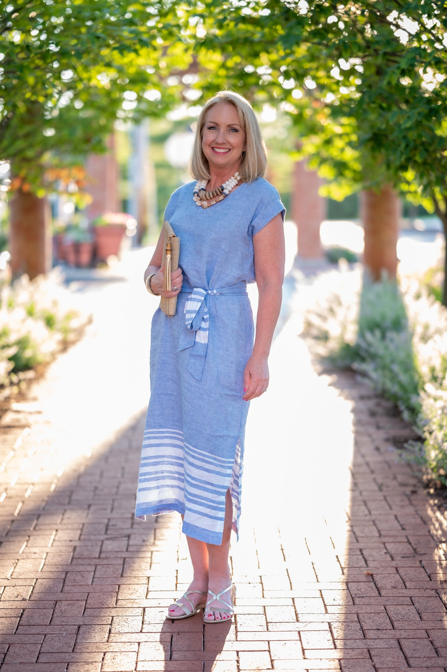 quintessential summer dress