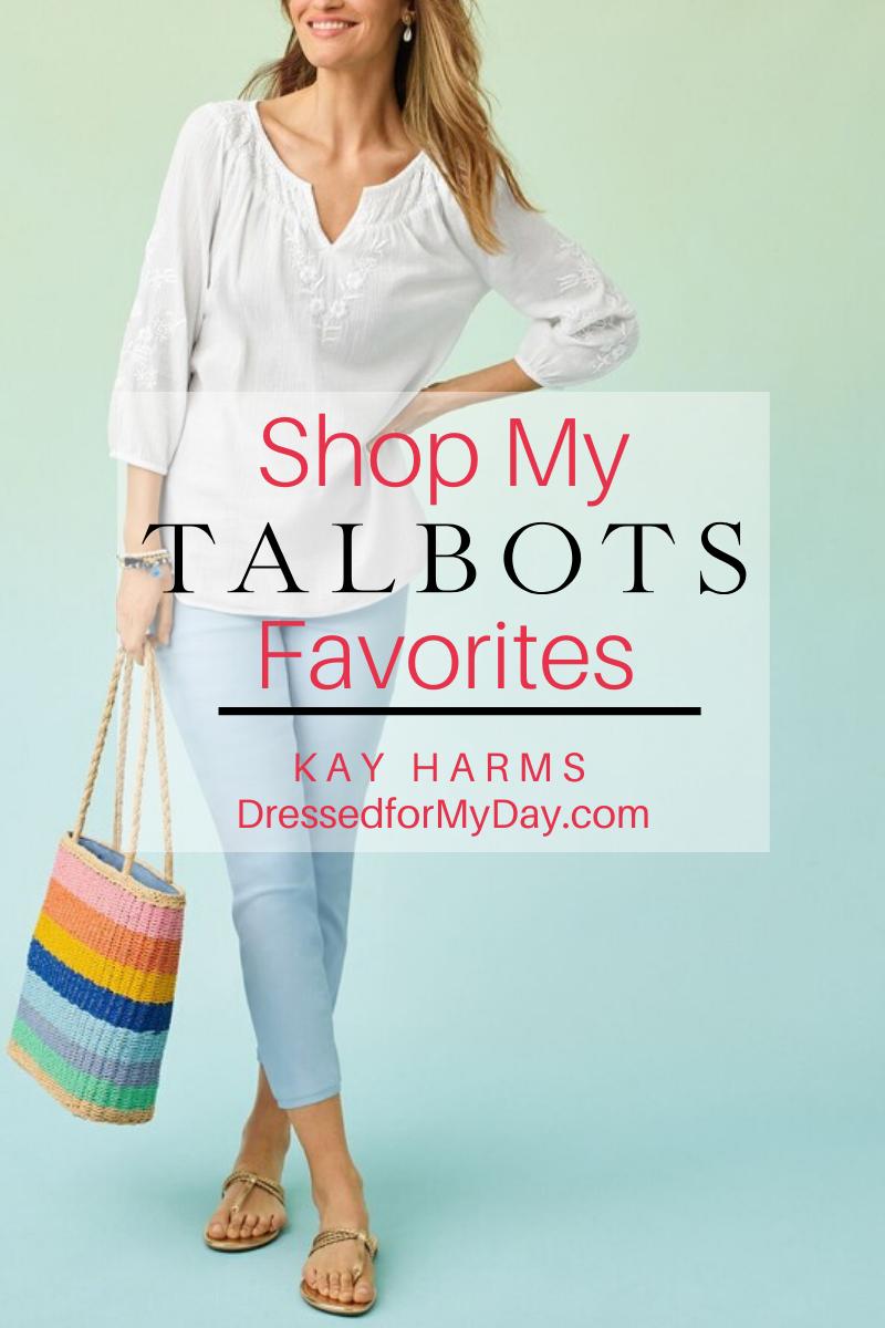 Shop My Talbots Favorites