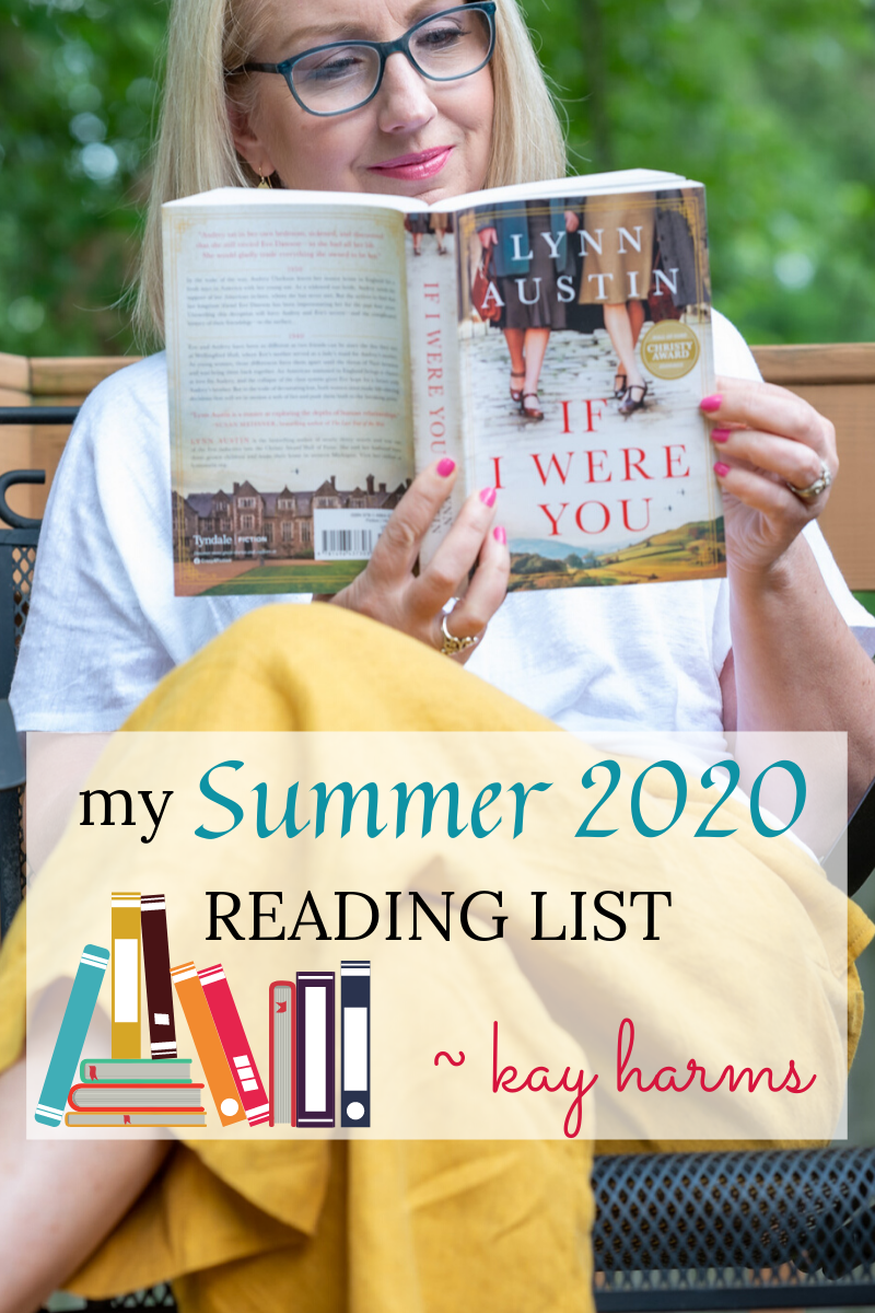 Summer 2020 Reading List