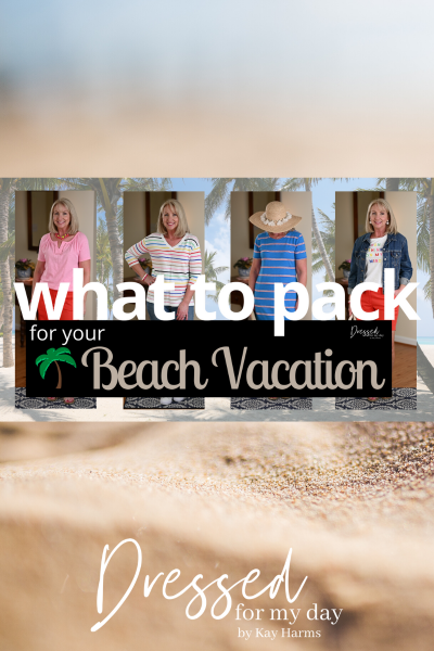 What to Pack for Your Beach Vacation (1)