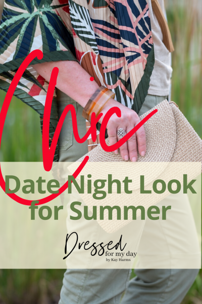 Chic Date Night Look for Summer