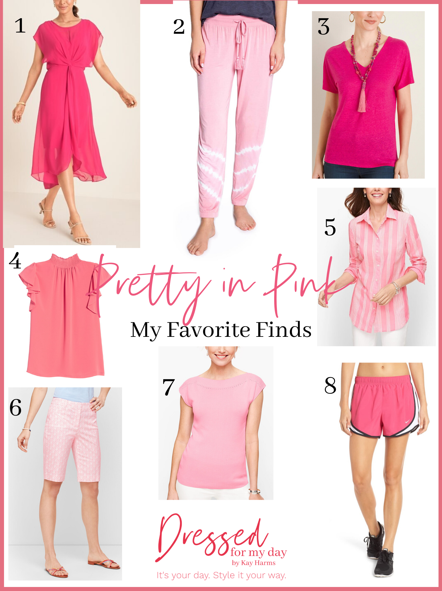 Pretty Pink - My Favorite Finds