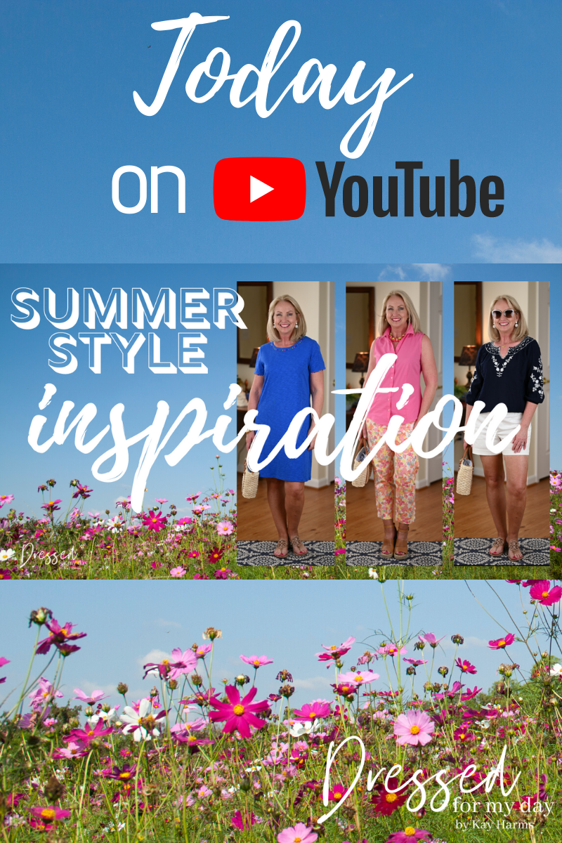 Summer Style Inspiration YouTube Video