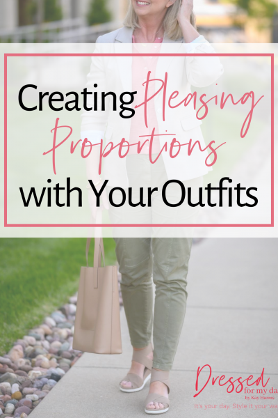 Creating Pleasing Proportions with Your Outfits