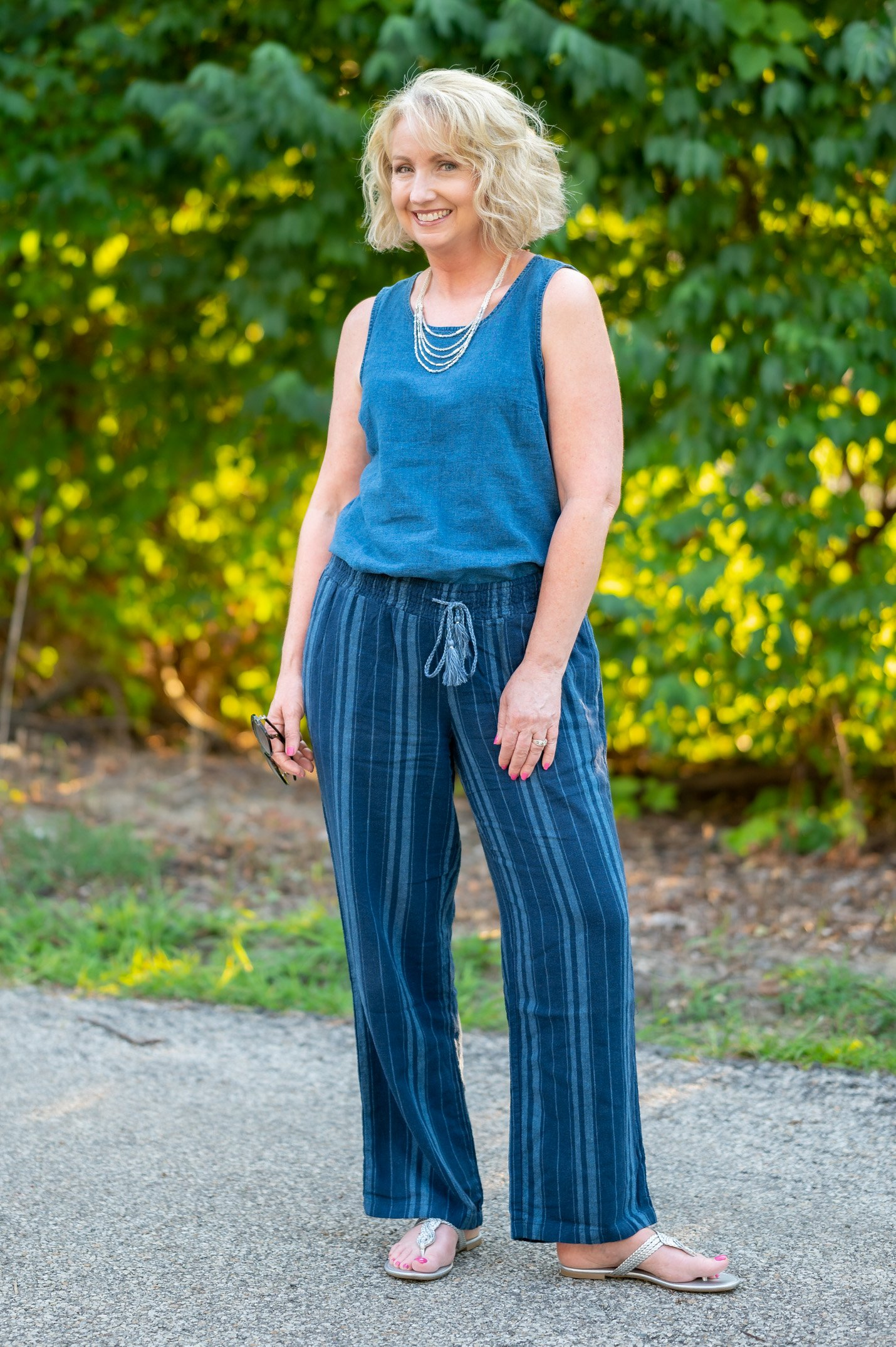 Wearing the Summertime Blues