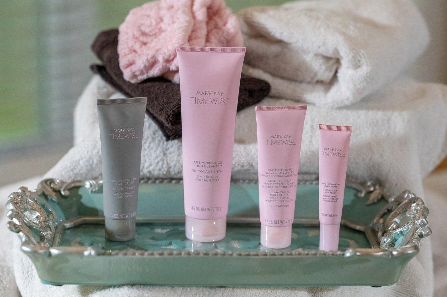 Mary Kay Skincare Set