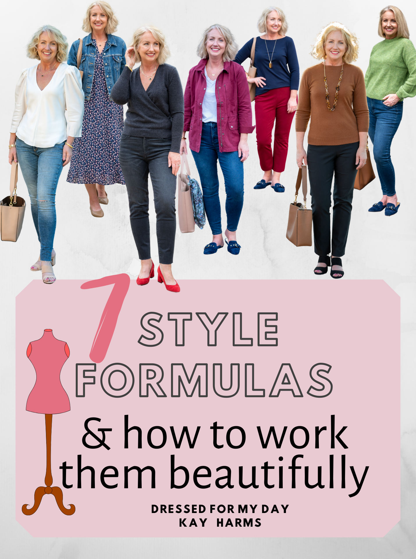 7 Style Formulas and How to Work Them Beautifully