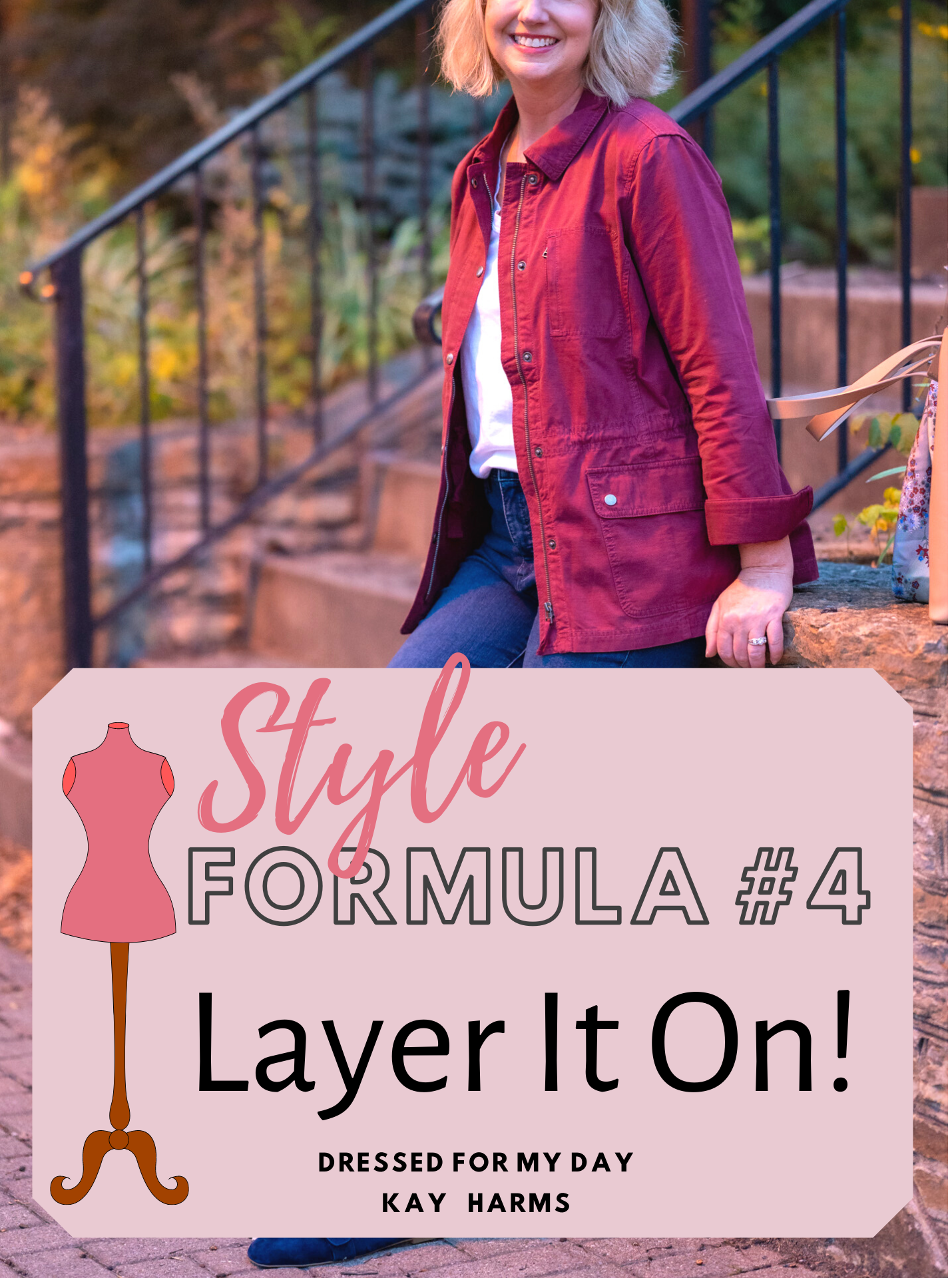 Style Formula 4 Layer It On