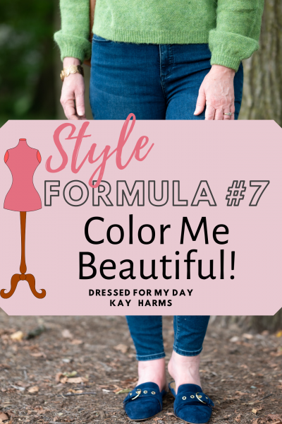 Style Formula 7 Color Me Beautiful