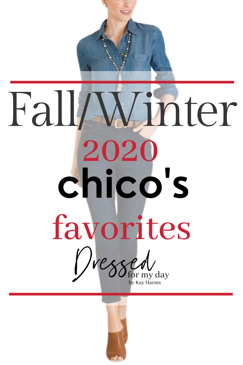 Chico's Favorites Fall Winter 2020