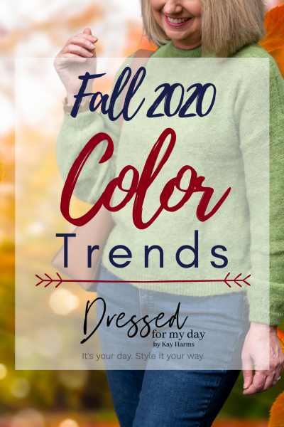 Fall 2020 Color Trends