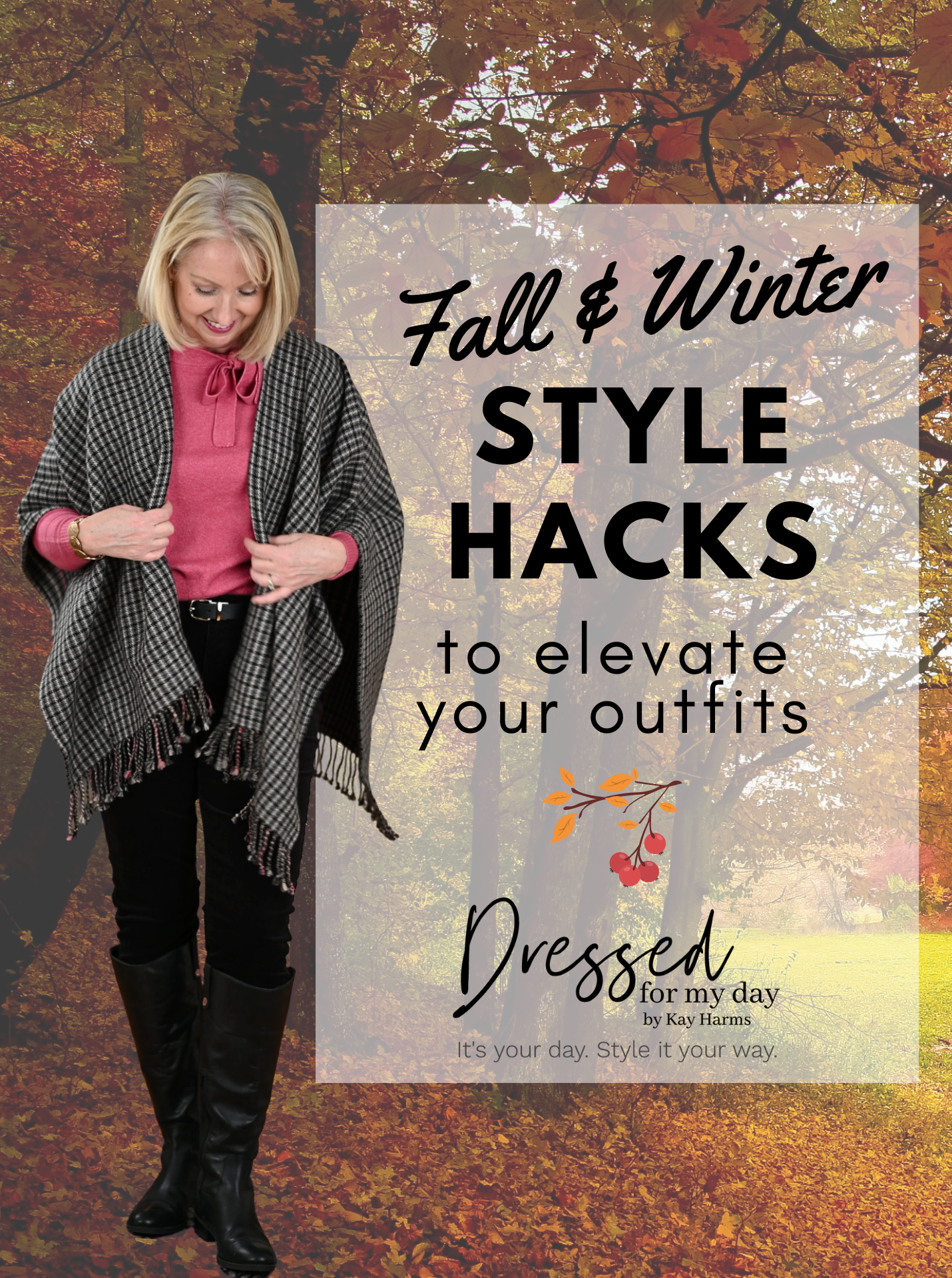 Fall & Winter Style Hacks to Elevate Your Outfits