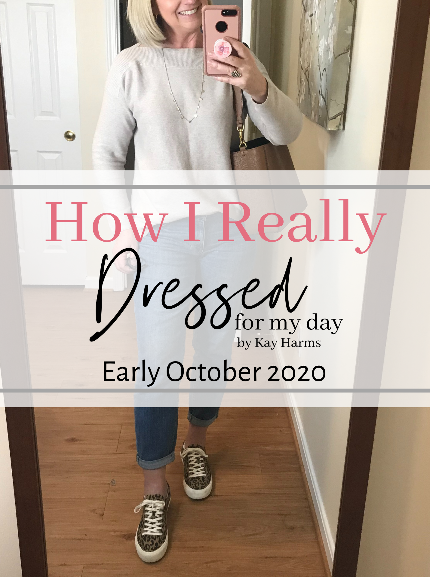 How I Really Dressed for My Day October 1 2020
