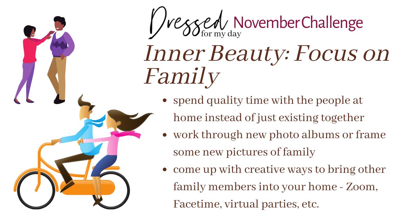 Inner Beauty Challenge