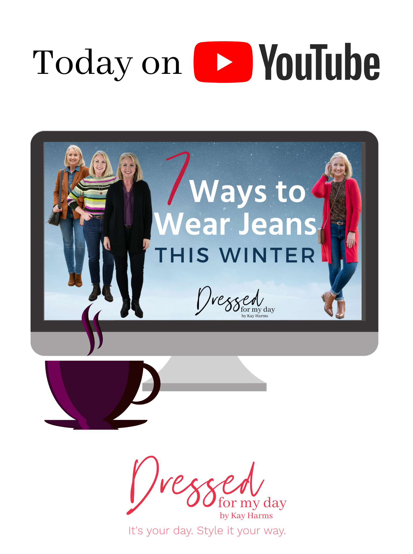 7 Ways to Wear Jeans this Winter (1)
