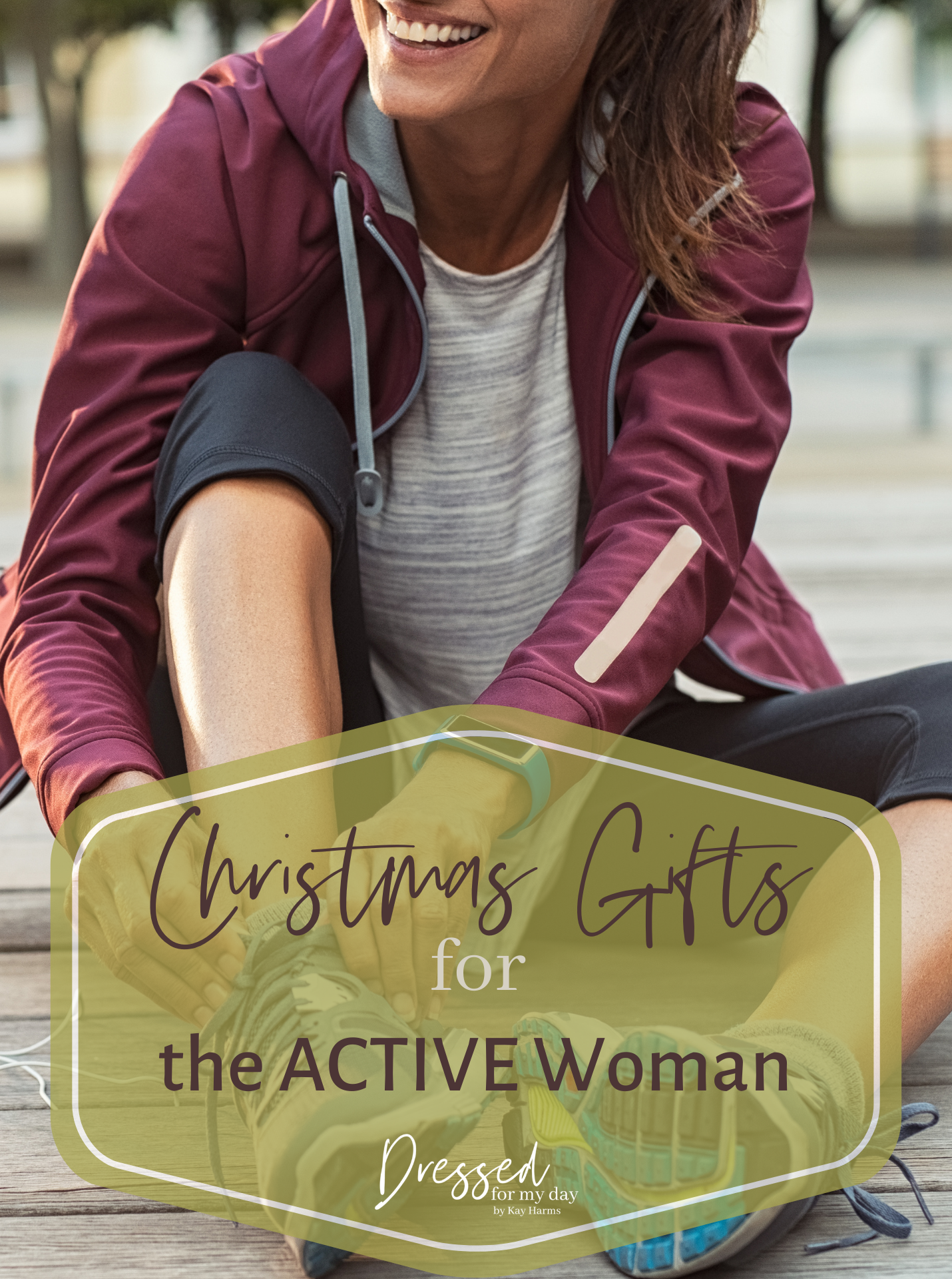 Christmas Gifts for the ACTIVE Woman
