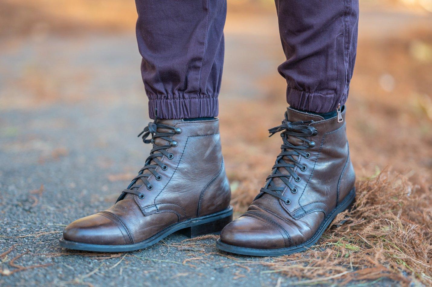 Thursday Boots Captain Boots