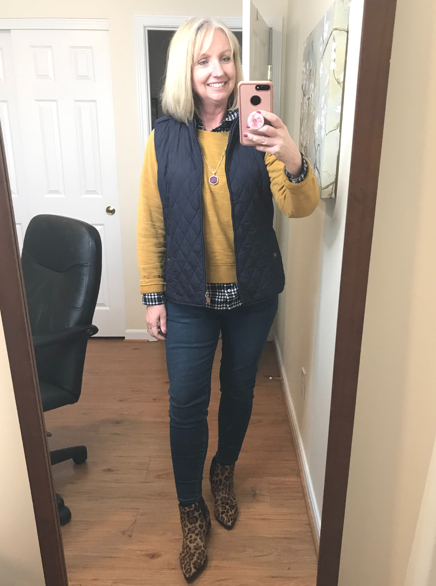 How I Really Dressed 11-13-20 k