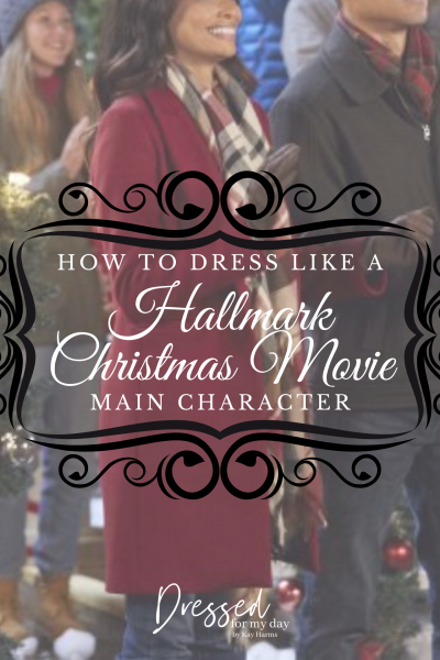 How to Dress Like a Hallmark Christmas Movie Main Character