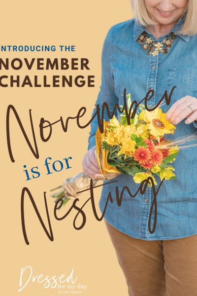 Introducing the November Challenge