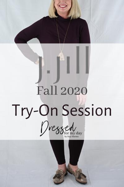 J.Jill Try-On Session November 2020