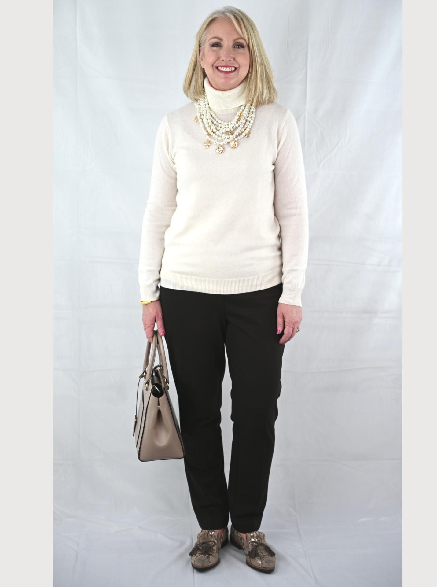 Lilysilk cashmere sweater