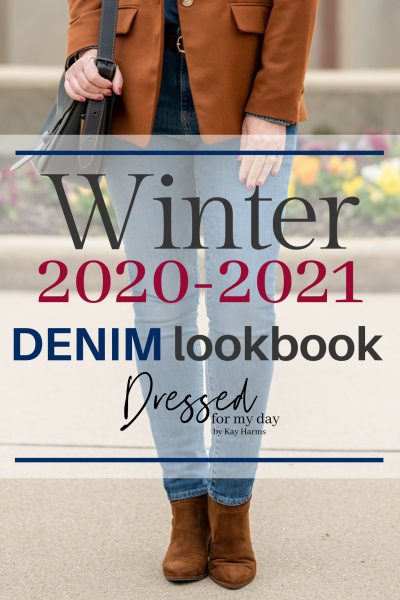 Winter Denim Lookbook