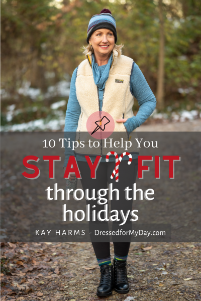 10 Tips to Help You Stay Fit through the holidays (1)