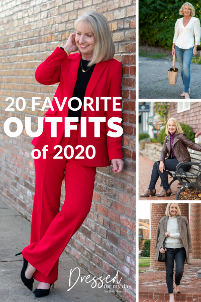20 Favorite Outfits of 2020