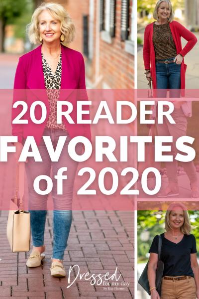 20 Reader Favorites of 2020