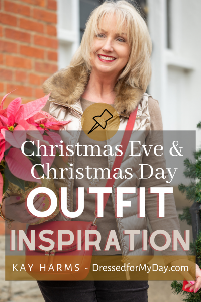 Christmas Eve + Christmas Day Outfit Inspiration