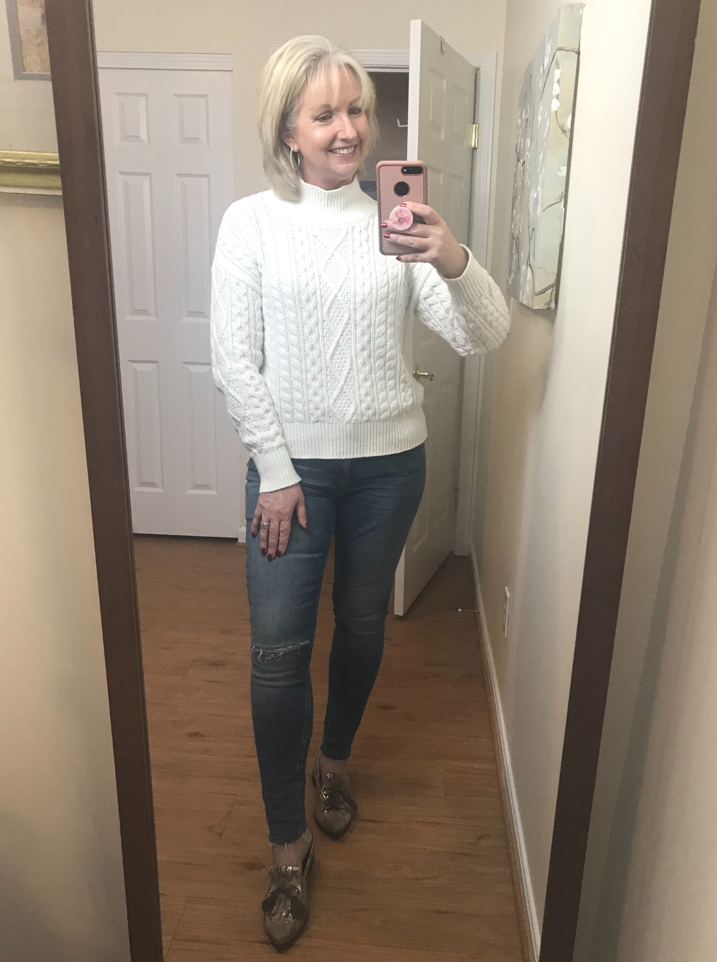 Work from Home Monday Outfit