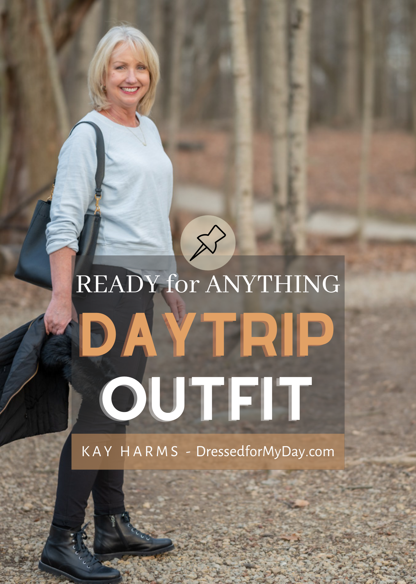 Ready for Anything Daytrip Outfit