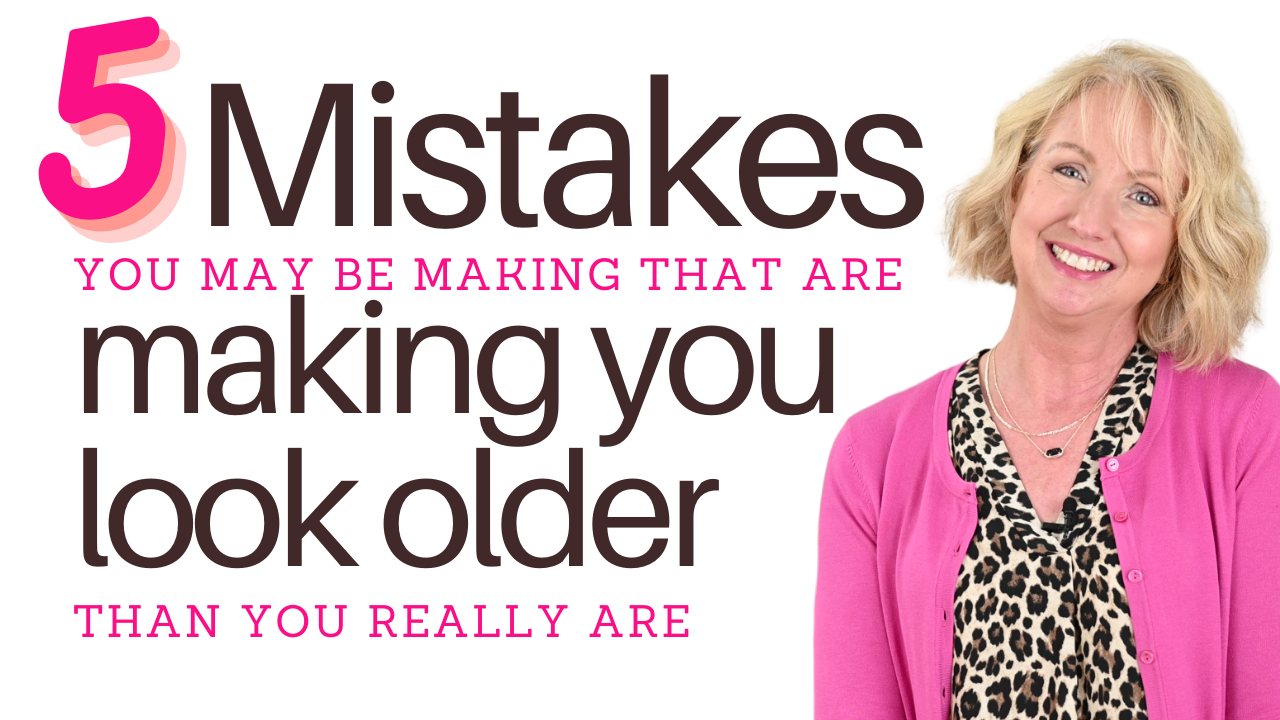 5 Mistakes Making You Look Older (1)