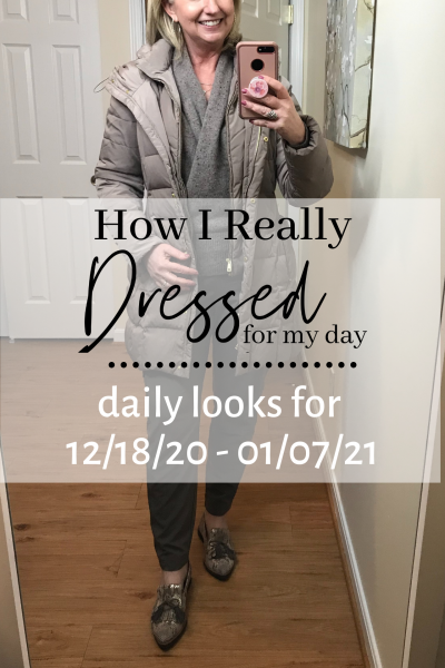 How I Really Dressed for My Day 01-07-21