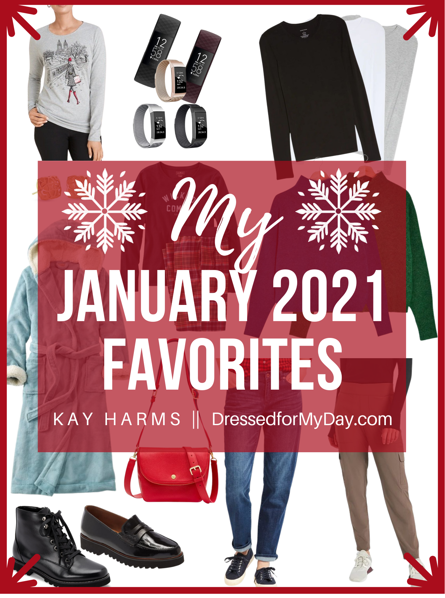 My January 2021 Favorites
