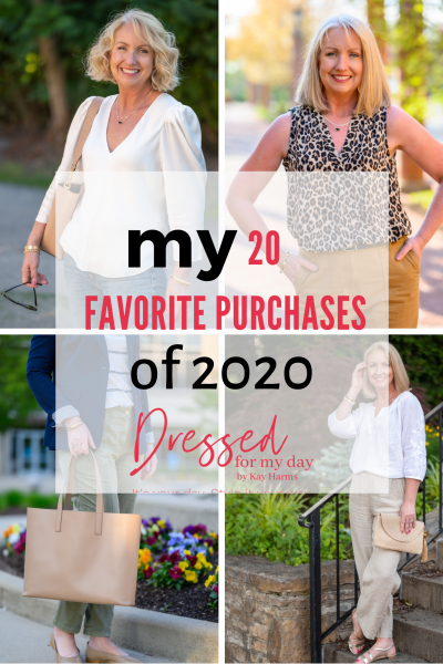 My 20 Favorite Purchases of 2020