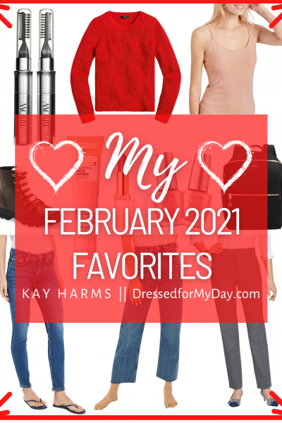 February 2021 Favorites a