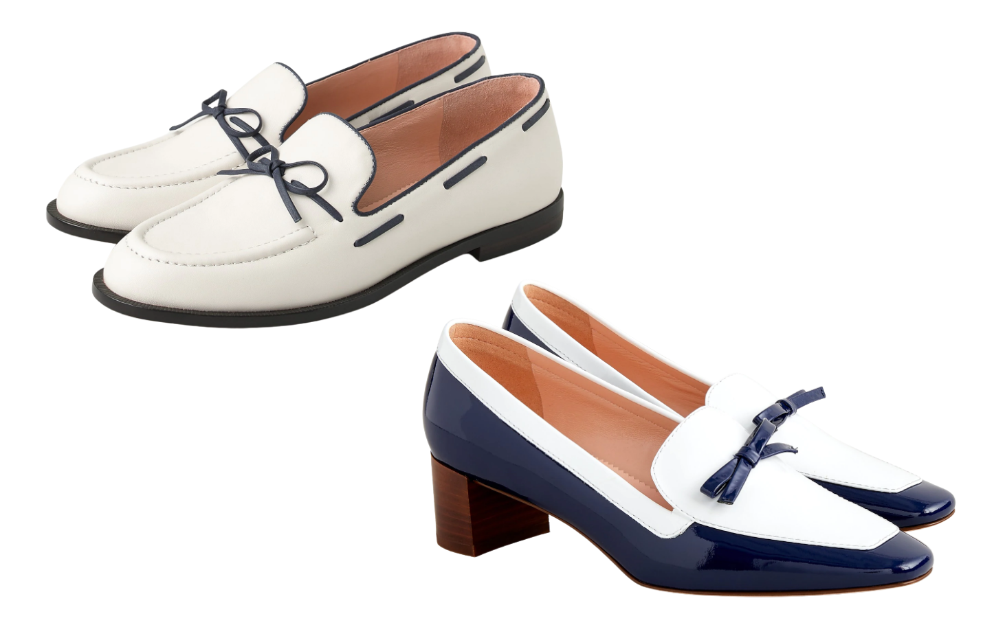 Menswear Inspired loafers