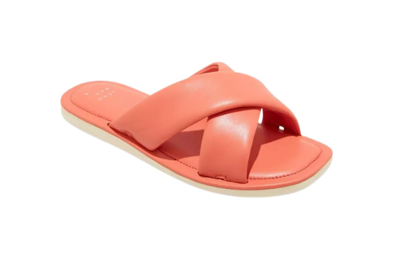 Puffy Slide Sandal