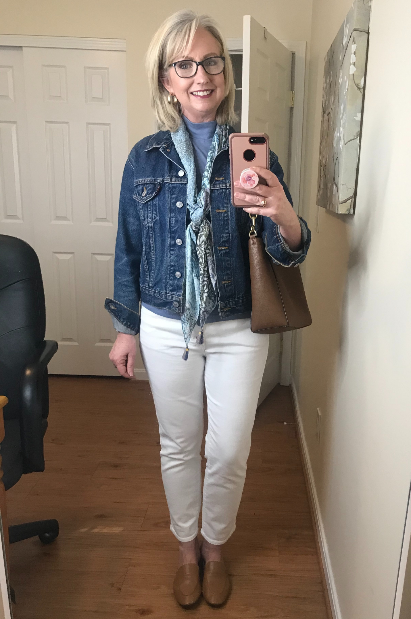 What I Wore to Meet up with Friends