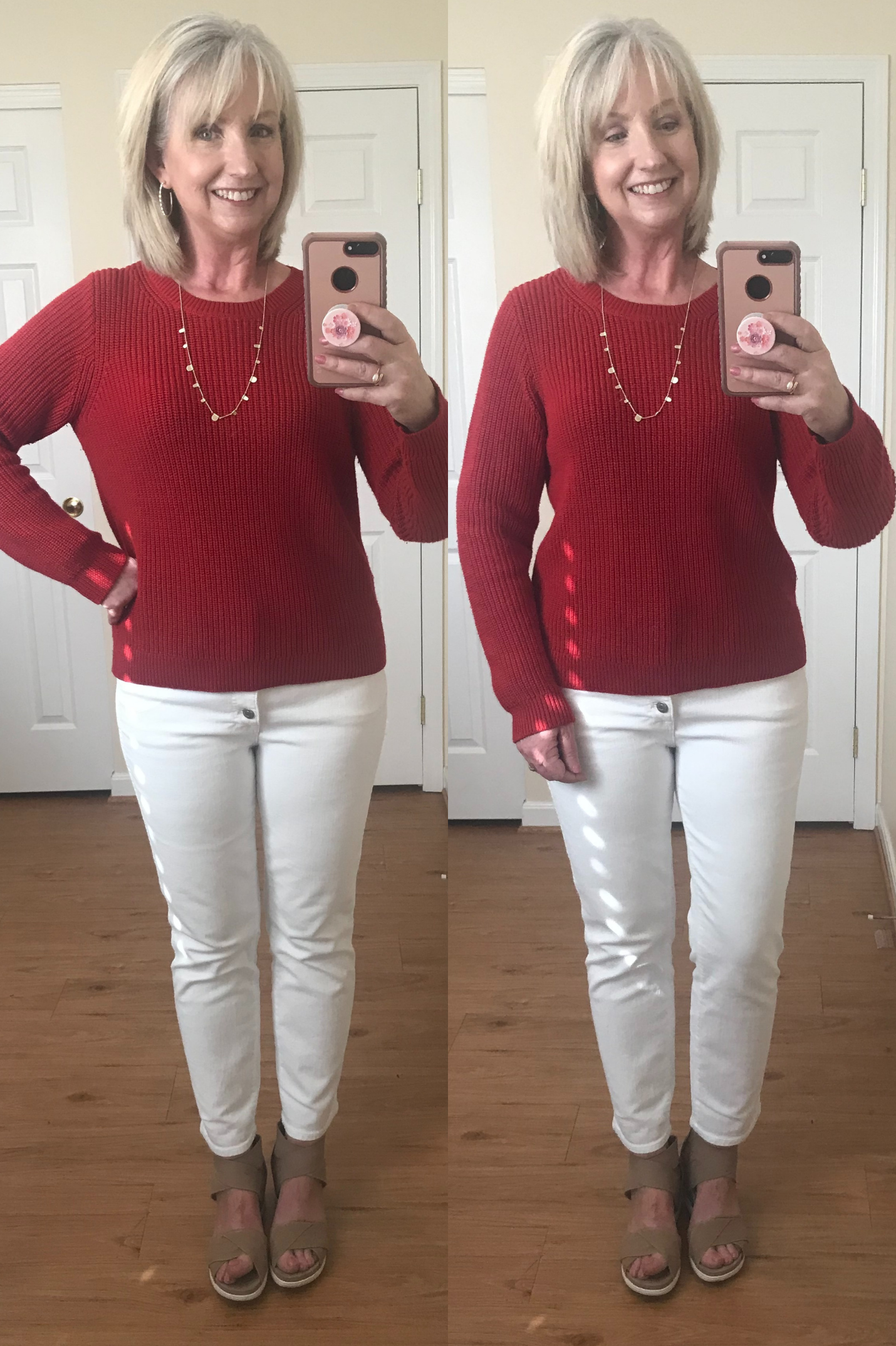 What I Wore to Working from Home
