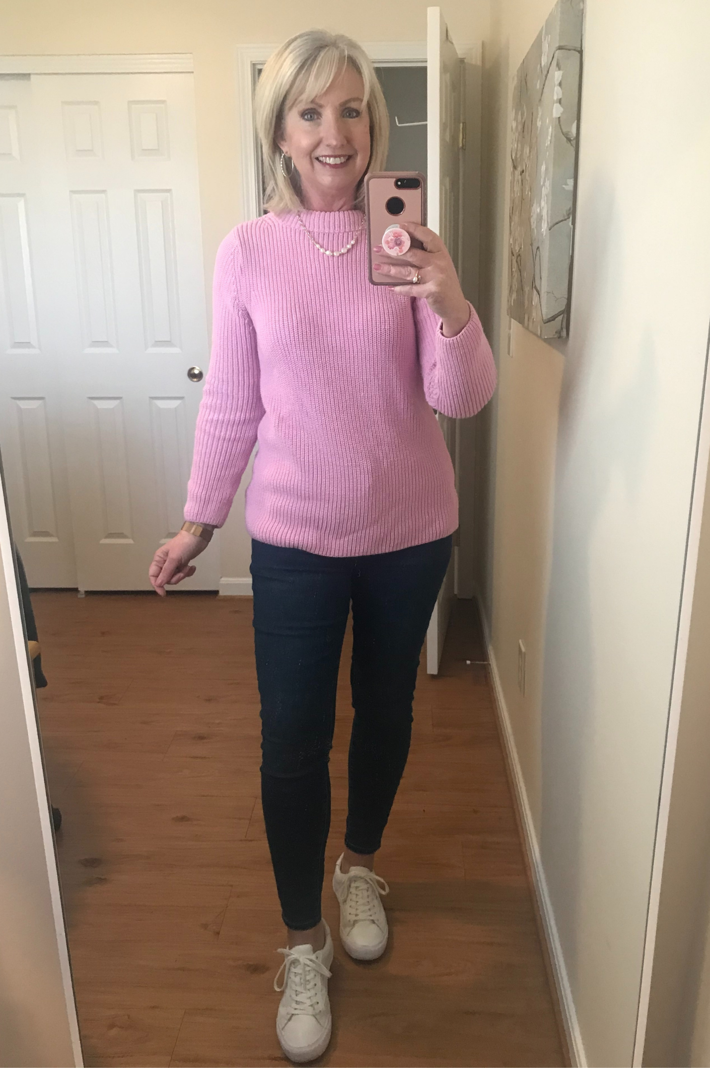 What I Wore to Working from Teaching on Zoom
