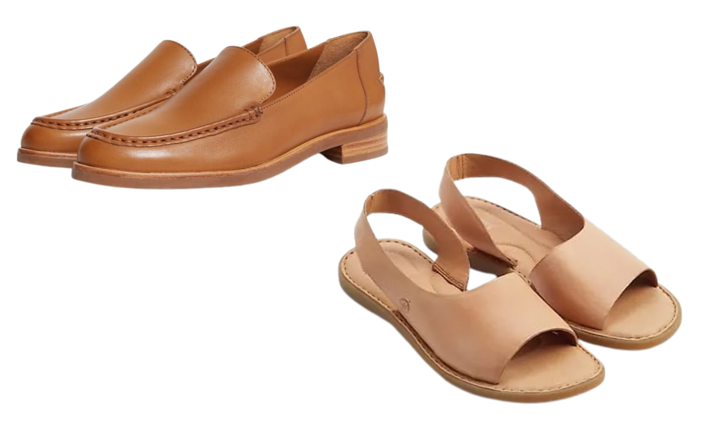 loafers & sandals